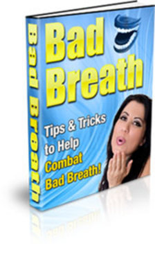 Product picture Bad Breath